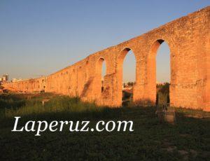 Тропа Афродиты и турецкий акведук в Ларнаке