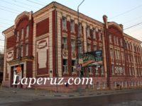 Народное училище (Интернат №5) — Саратов, улица Рогожина, 22