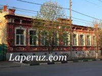 Мужское начальное городское училище (Детская музыкальная школа №7) — Саратов, улица Большая Горная, 236