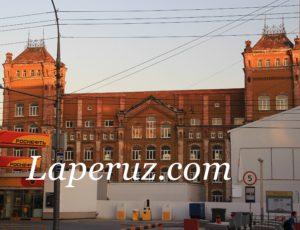 Мельница и торговый дом Э.И. Бореля — Саратов, улица Чернышевского, 50