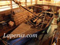 Морской музей и Сельдяной мыс на Соловках