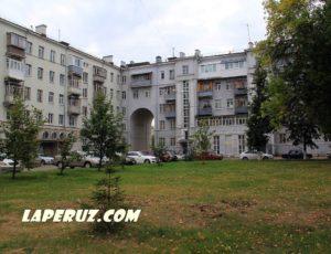 Бусыгинские кварталы Нижнего Новгорода