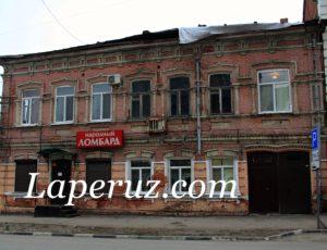 Жилой дом — Саратов, улица Первомайская, 61