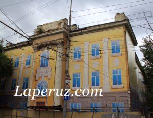 Городское училище — Саратов, улица Университетская, 44