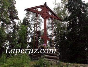 Секирная гора на Соловках: штрафной изолятор и храм-маяк