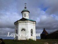 Константиновская часовня — Большой Соловецкий остров