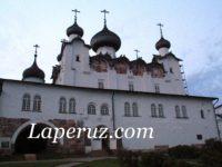 Церкви Соловецкого монастыря