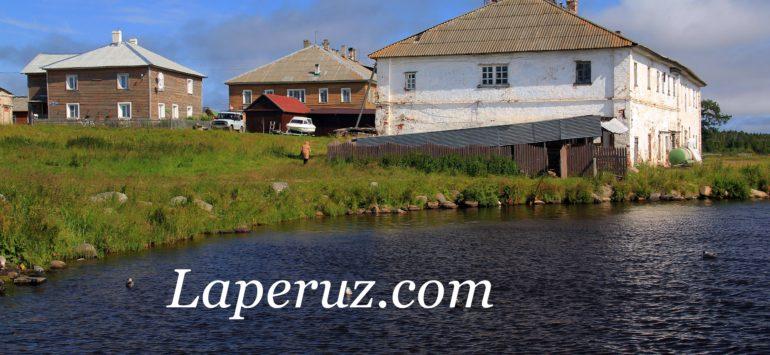 Вокруг Соловецкого монастыря: электростанция, амбары и бараки