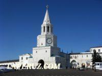 Казань. Кремль и падающая башня