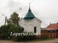 Никольская часовня — Плёс, улица Варваринская, 1