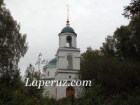 Преображенская церковь — Плёс, улица Островского, 24