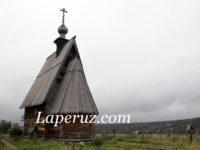 Воскресенская церковь — Плёс, улица Гора Левитана