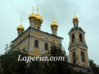 Церковь Воскресения Христова — Плёс, улица Ленина, 2