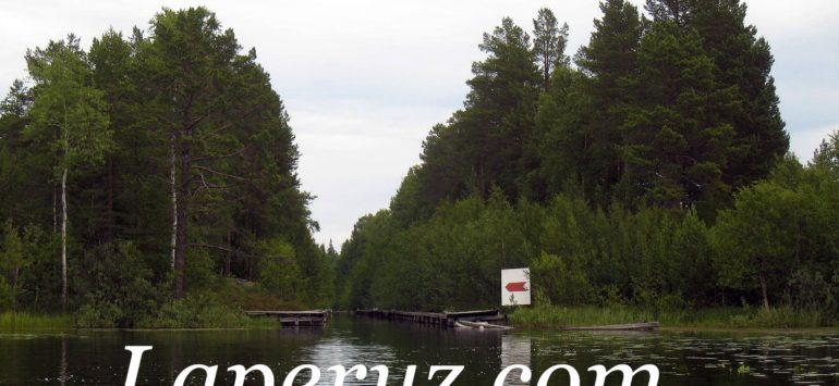 Каналы Соловецкие. Малый круг