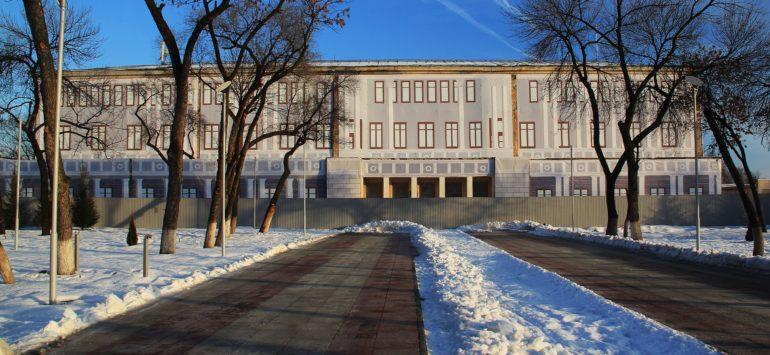 В Доме офицеров в Лётном городке Энгельса выявили признаки федерального памятника
