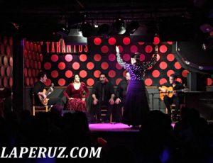Фламенко в Барселоне. Полчаса «горячих» танцев