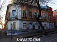 Жилой дом — Саратов, Бабушкин взвоз, 21