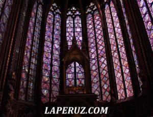 Сен-Шапель. Жемчужина в центре Парижа