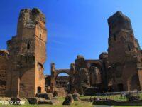 Термы Каракаллы в Риме. Спа-центр античности
