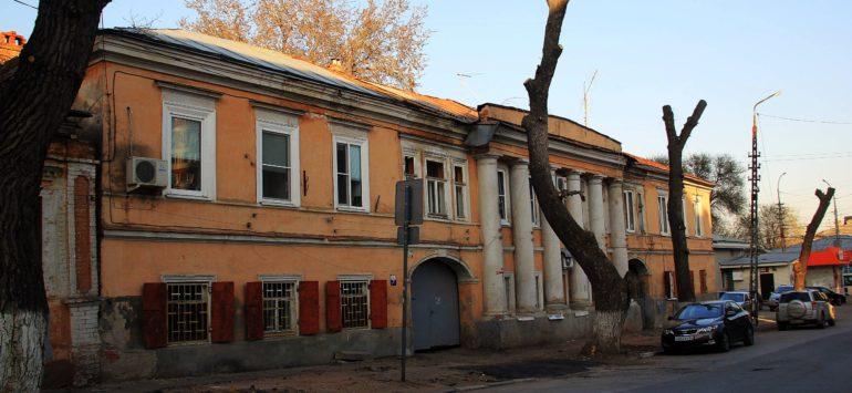Усадьба Артамонова — Саратов, улица Соляная, 20-22