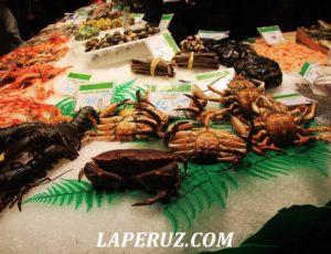 Праздник чревоугодия в Барселоне. Рынок Бокерия