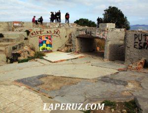 Бункер Кармель: бесплатная барселонская панорама на 360 градусов