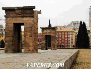 Египетский храм Дебод в Мадриде. Занятно и бесплатно