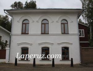 Дом Калугиных — Плёс, улица Советская, 17