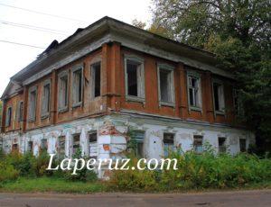 Дом Н.П. Смирнова — Плёс, улица Карла Маркса