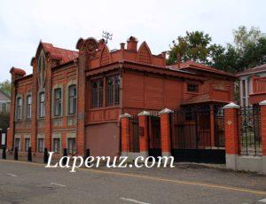 Дом купца Новожилова — Плёс, улица Советская, 7