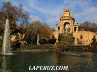 Парк Цитадели: парламент Каталонии, каскадный фонтан и зоопарк Барселоны
