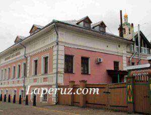 Дом Соболева (Плёсский яхт-клуб) — Плёс, улица Советская, 43