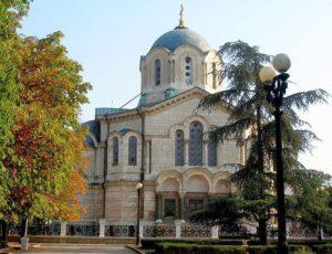 Собор святого равноапостольного князя Владимира — Севастополь, улица Суворова, 3