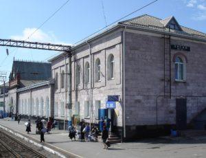 Железнодорожный вокзал — Лиски, улица Привокзальная, 16