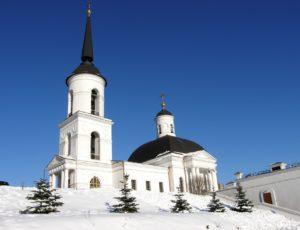 Храм Рождества Христова — Череповец, улица Парковая, 1