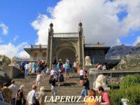 Алупкинский дворец: демонстрация чрезмерного богатства графа Воронцова