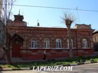 Дом В.Н. Ростовцевой — Саратов, улица Комсомольская, 19