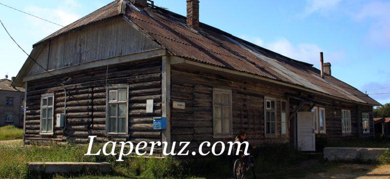 Барак периода УСЛОН — Соловецкий, улица Заозёрная, 6