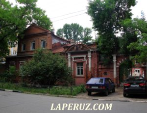 Усадьба Беседникова — Саратов, улица Шевченко, 10-12А