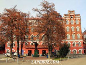 Мельница Скворцова — Саратов, улица Астраханская, 43, корпус 1