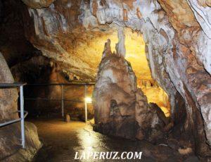 Подземное царство Крыма. Пещеры Эмине-Баир-Хосар и Мраморная