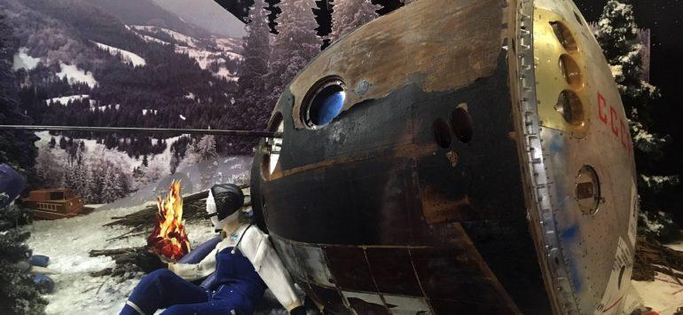 Музей космонавтики в Москве. Полное погружение в заоблачную жизнь