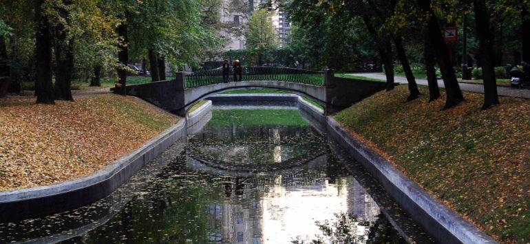 Усадьба Трубецких в Москве