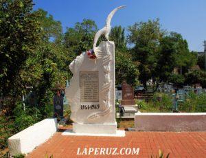 Воскресенское кладбище в Энгельсе