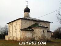 Церковь Косьмы и Дамиана с Гремячей горы — Псков, улица Гремячая