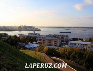 От Кулибина до Жюля Верна: Ильинская гора и набережная Феодоровского в Нижнем Новгороде