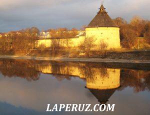 Окольный город Пскова. Крупнейшая крепость в Европе