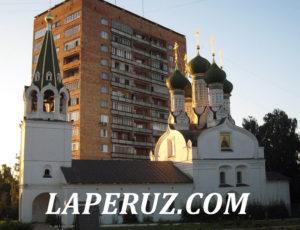 Успенская церковь на Ильинской горе — Нижний Новгород, Крутой переулок, 3