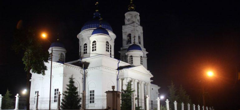 Никольский собор — Чистополь, улица Карла Маркса, 2