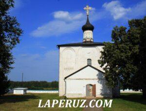 Борисоглебская церковь в Кидекше. Жемчужина домонгольской архитектуры